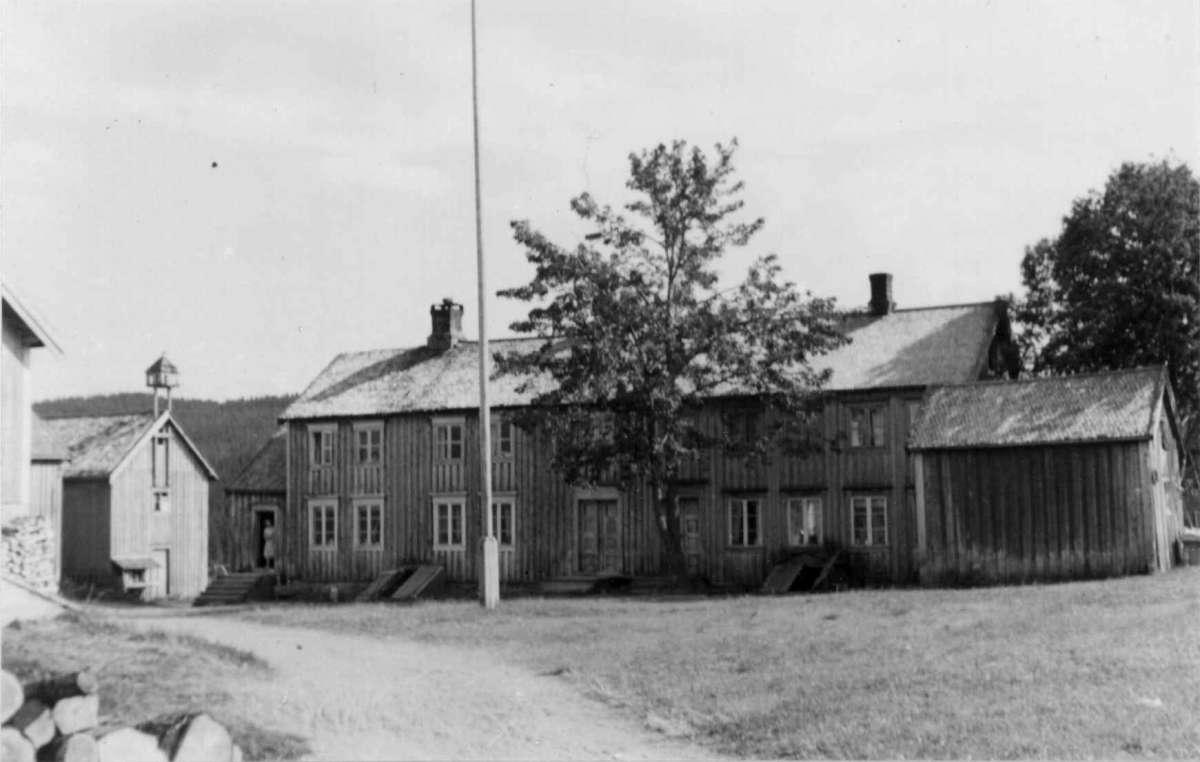 Tessem, Vestergården