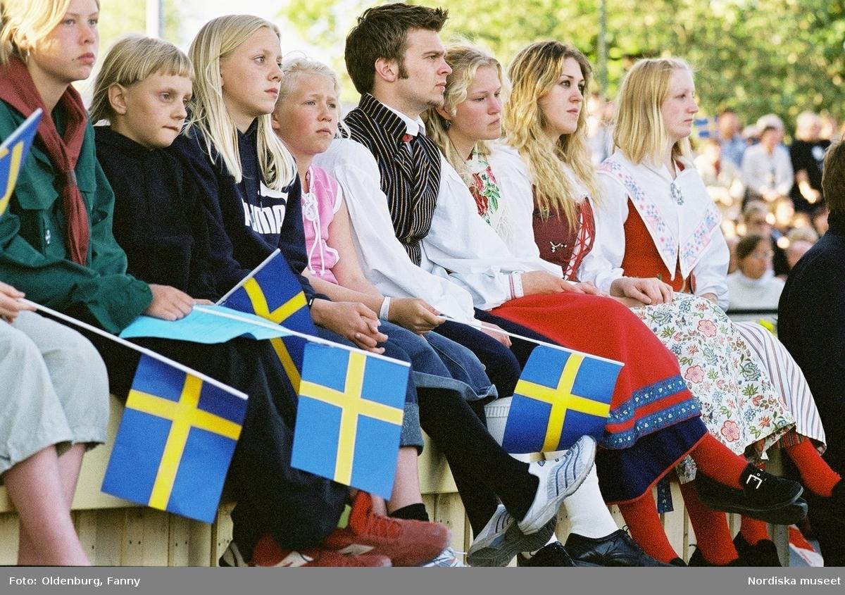 Drottning av Sverige, regent 1976-