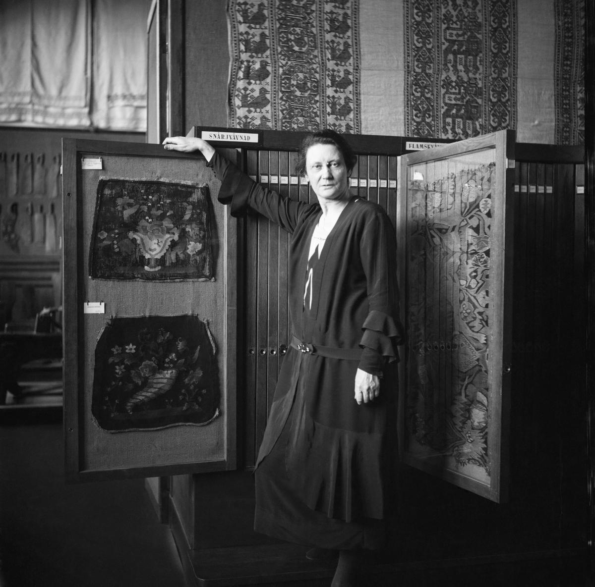 von Walterstorff, Emelie (1871 - 1948)