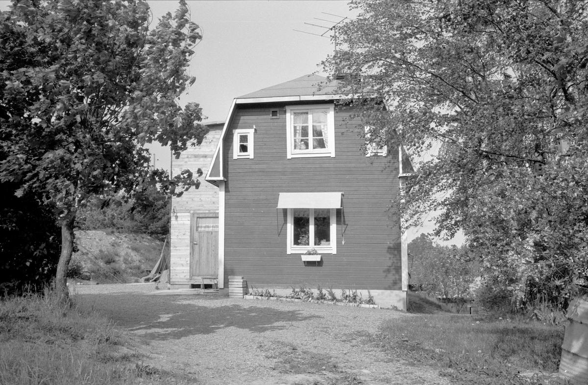 Boningshus, Östa 2:13, Ärentuna socken, Uppland 1977