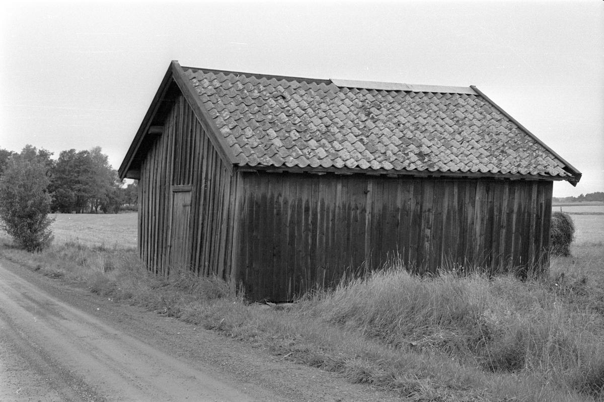 Ekonomibyggnad, Hånsta 3:2, Hånsta, Lena socken, Uppland 1978