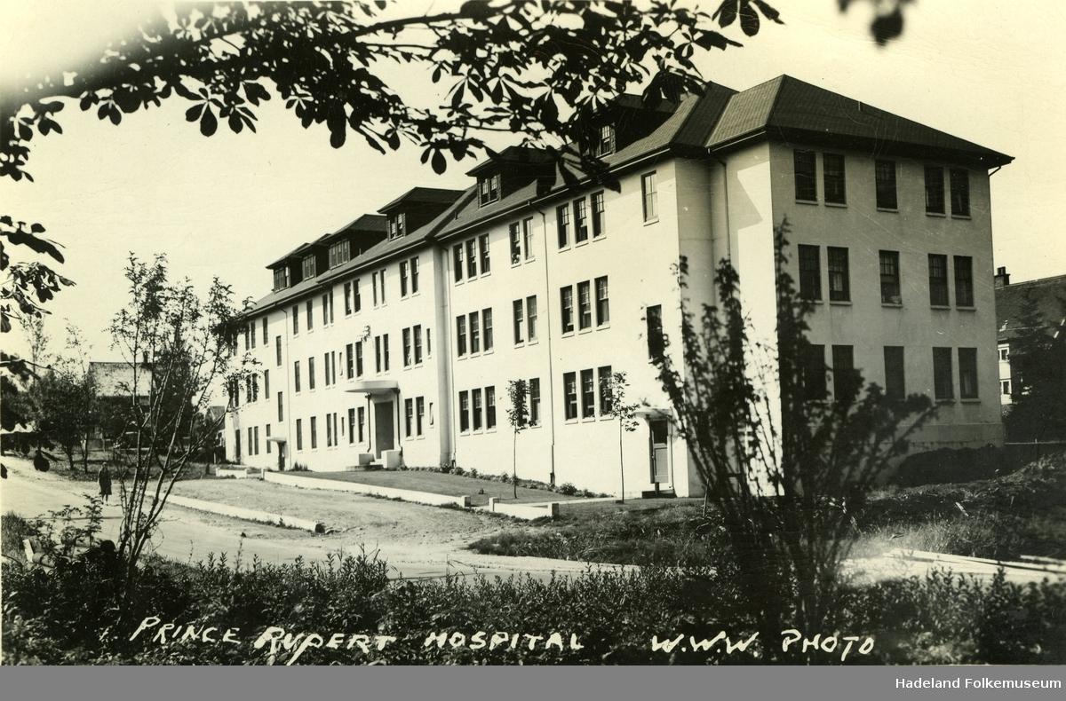 Price Rupert Hospital