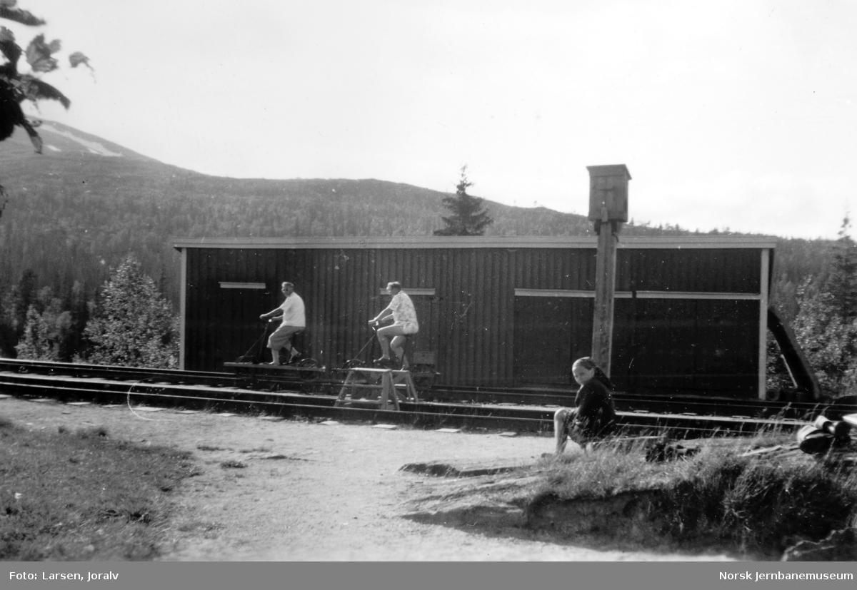 Banebu på Holmvassås