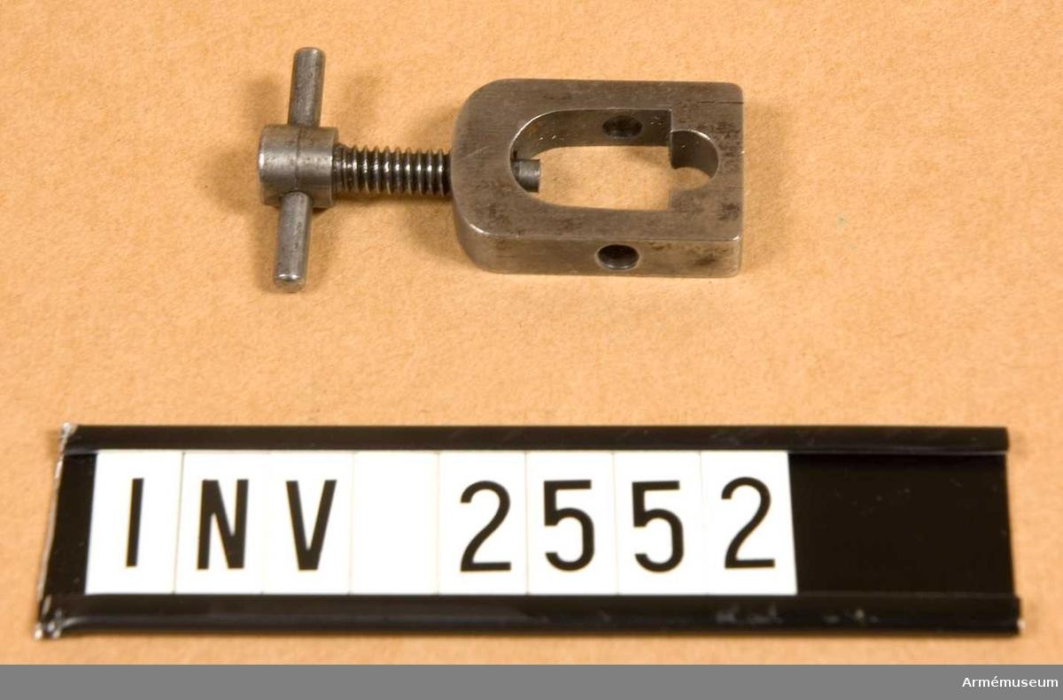Kornskruv t gevär m/1896.