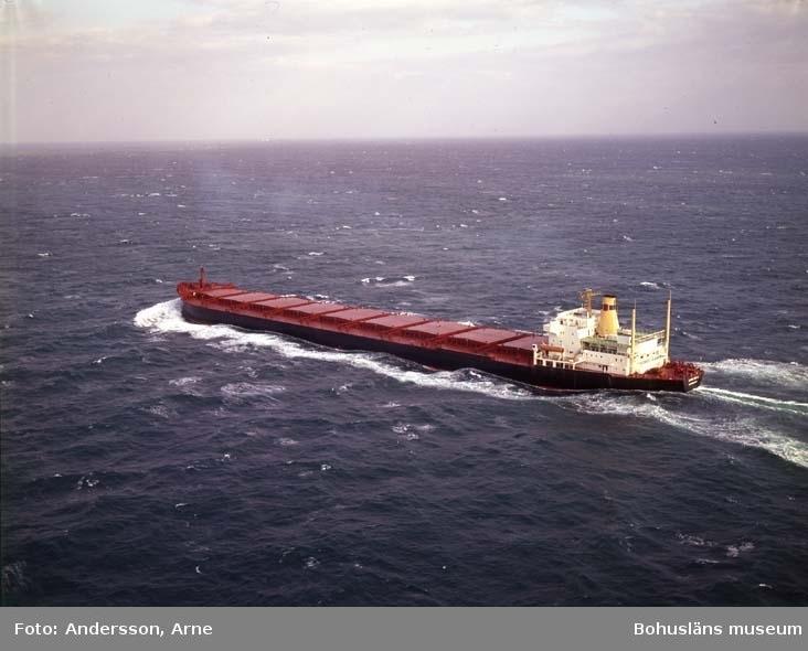 B/C Constance D.W.T. 115.945 Rederi AB Monacus, Kungsbacka Kölsträckning 72-02-25 Nr. 248 Leverans 72-12-31 Bulkfartyg