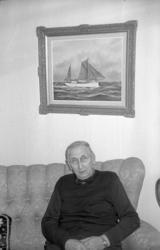"Enligt fotografens notering: ""Skeppare Adolf Jacobsson Gullh"