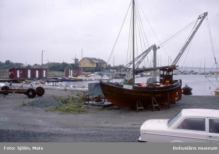 Dokumentation Bohusläns samhälls- och näringsliv, FISKET