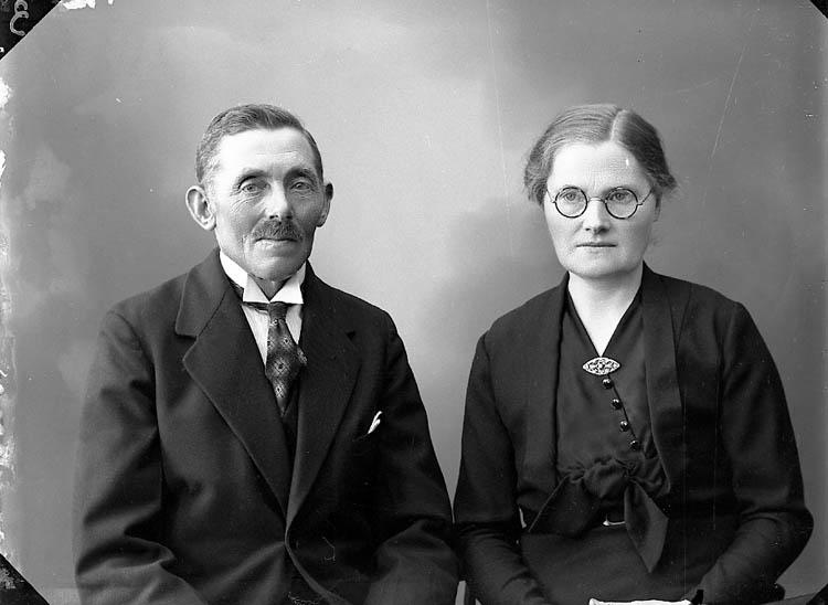 """Enligt fotografens journal nr 6 1930-1943: """"Johansson, Hjalmar Kyrkenorum Här""""."""