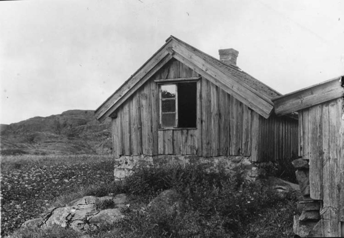 Skrivet på baksidan: St. Dyrö, Stenkyrks sn. Tjörn