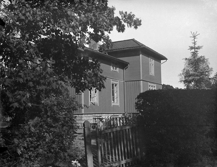 Oscar Färdigs bostadshus