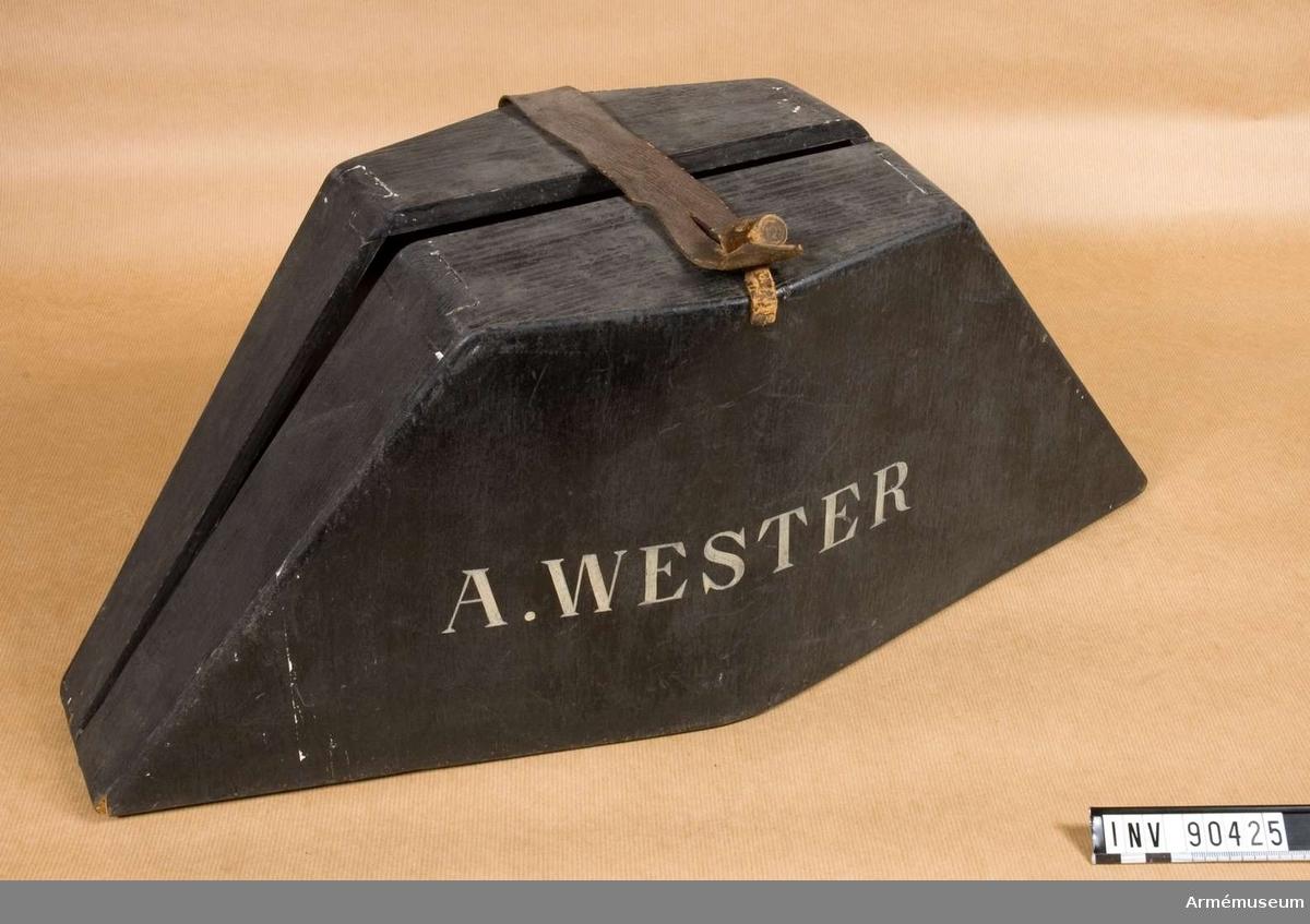 Märkt A. Wester