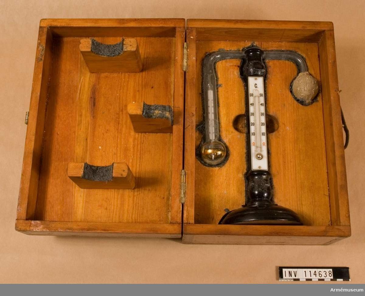 Psykrometer