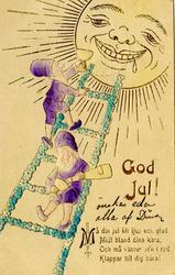 God Jul! önskas eder alla af Dina Må din jul bli ljus och g
