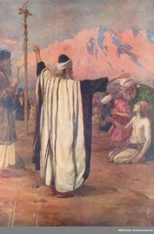 Kristendomskunskap:Kopparormen