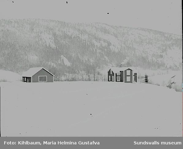 Ester Näslunds bardomshem i Öppom, Ljustorp.