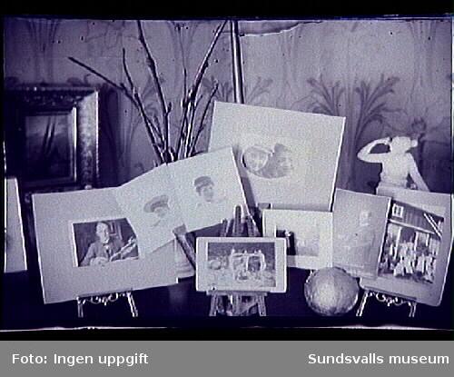 Skyltfönster, antikvariat, bokhandel, fotografier.