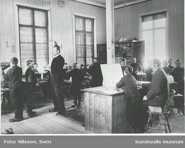 Kubikenborgs skola