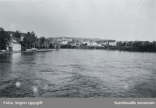 Trondheim i maj 1945.