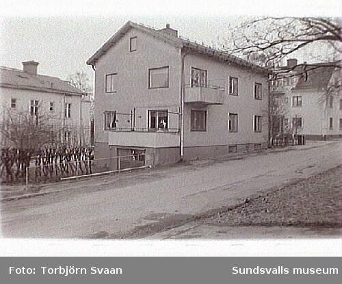 Flerbostadshus, Skolgatan 1.