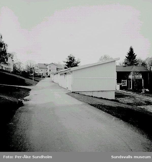 Uthus, kv. Pilen 11, Stengränd 6.