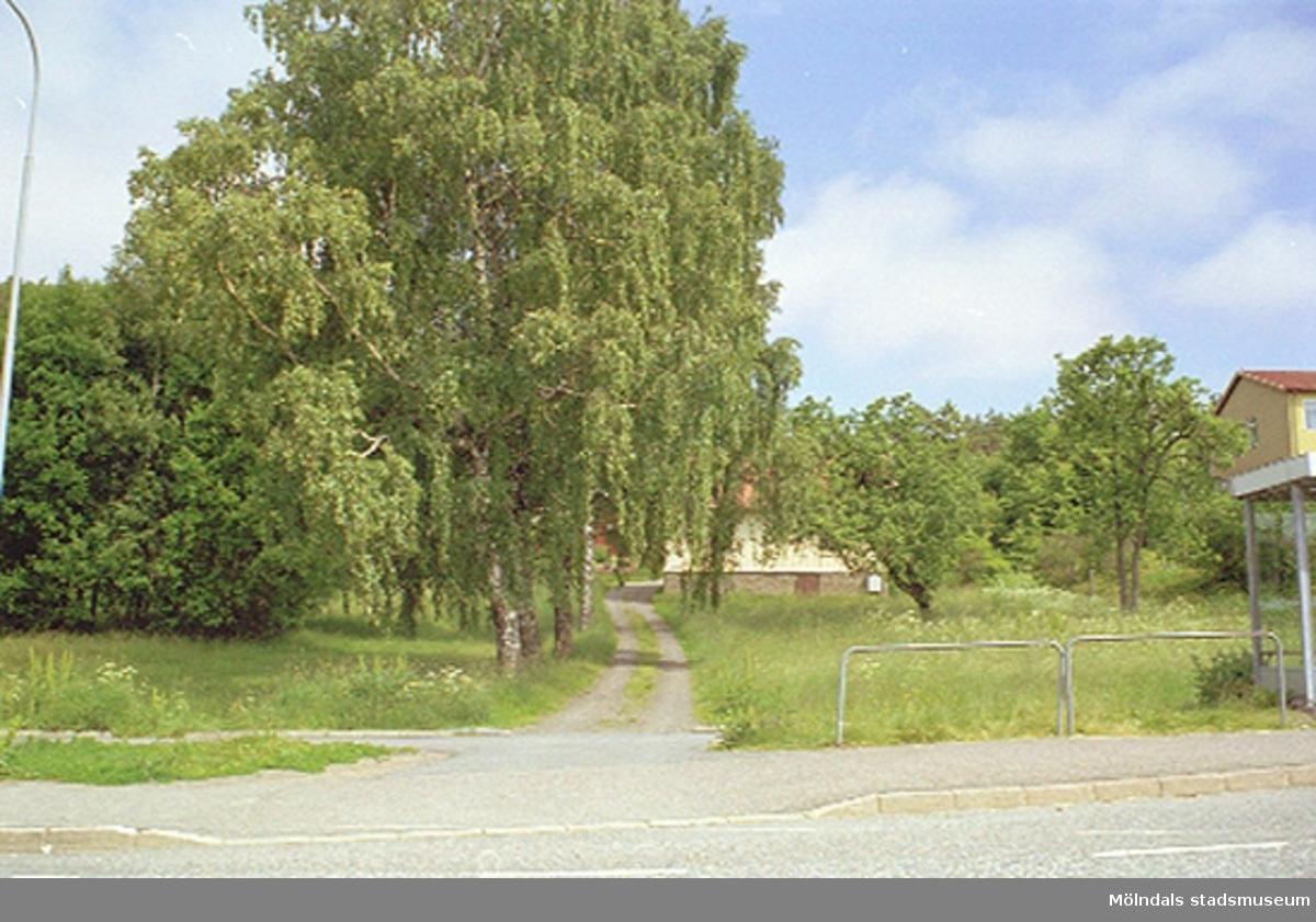 Våmmedal 3:3 i Kållered, 2001-05-15.
