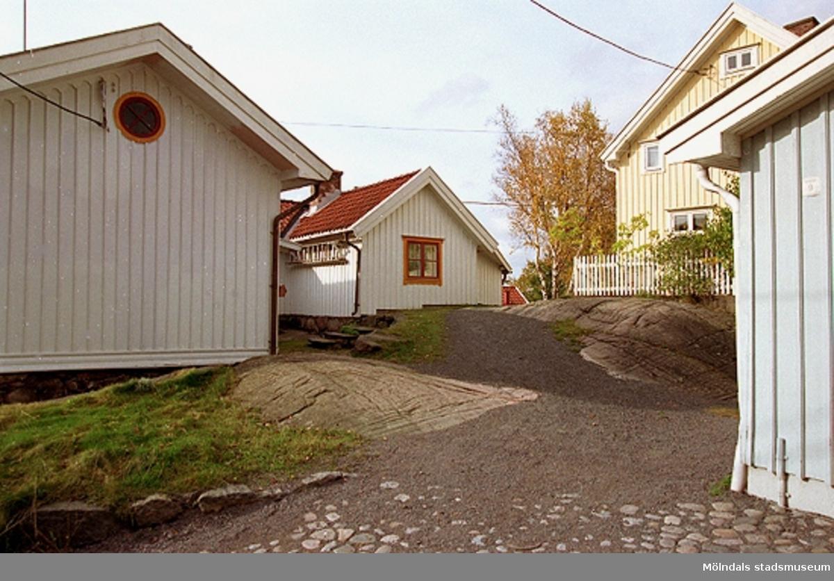 Bostadshus i Mölndals Kvarnby.