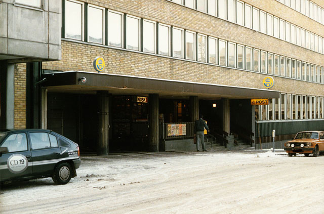 Postkontoret 403 10 Göteborg Ekelundsgatan 3