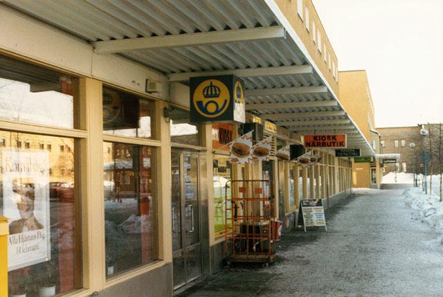 Postkontoret 781 10 Borlänge Jaxtorget 1