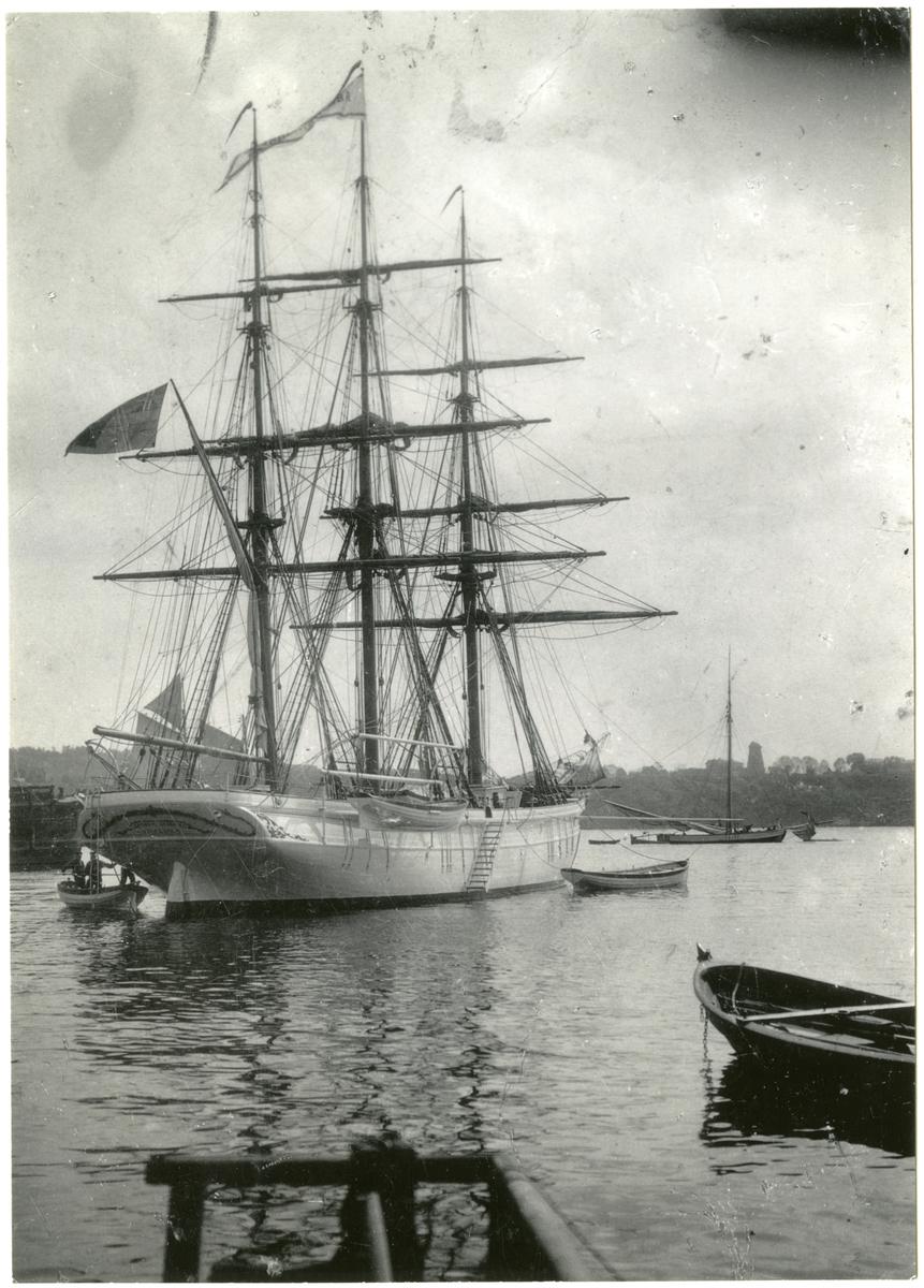Skolfartyg