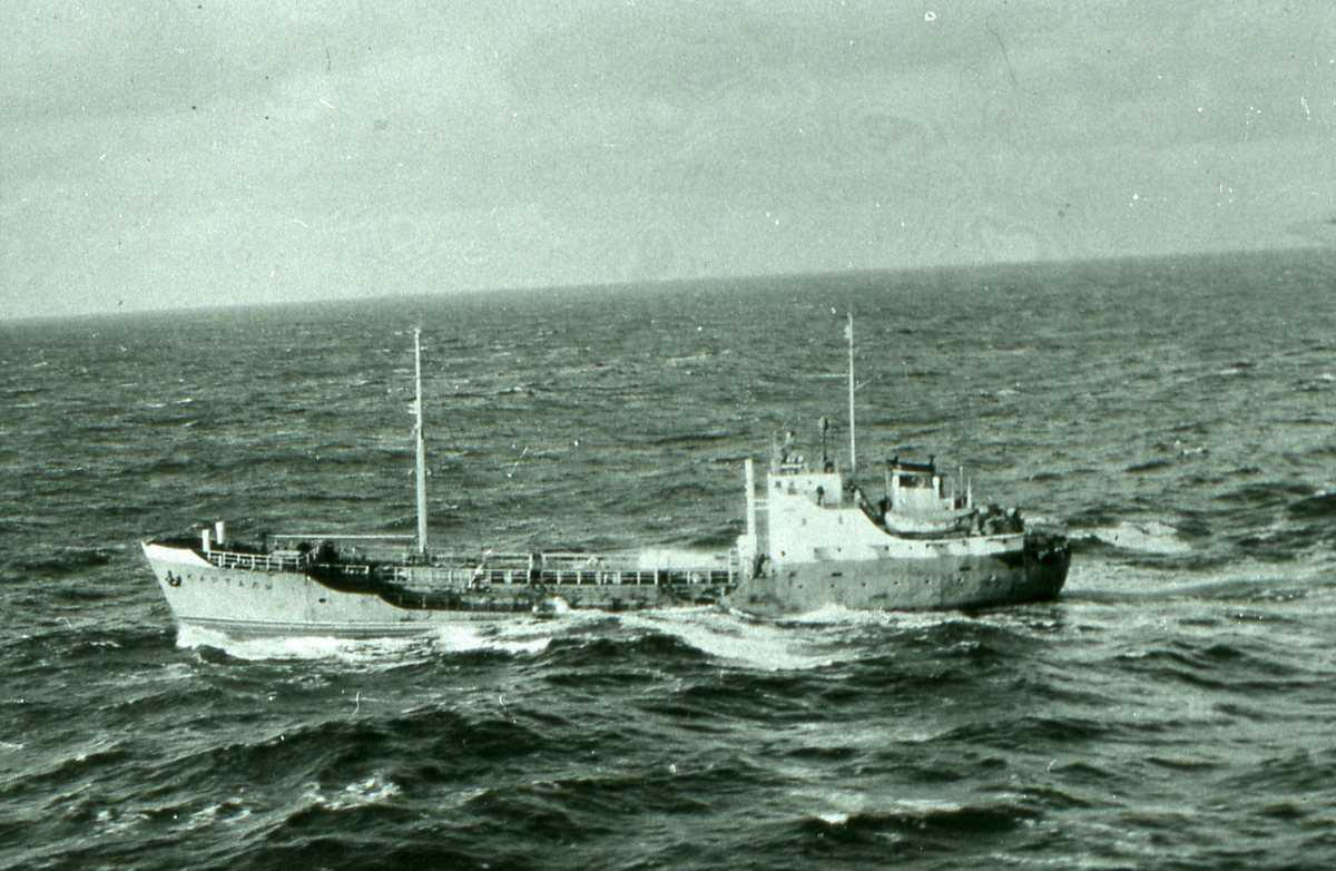 Russisk fartøy av Konda - klassen med navnet Kartali.
