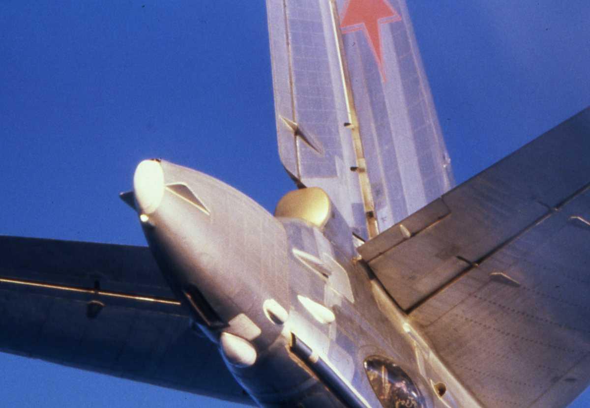 Russisk fly av typen Bear G.