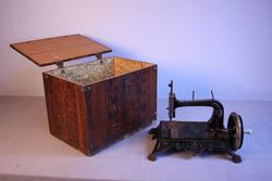 Symaskin m. kasse