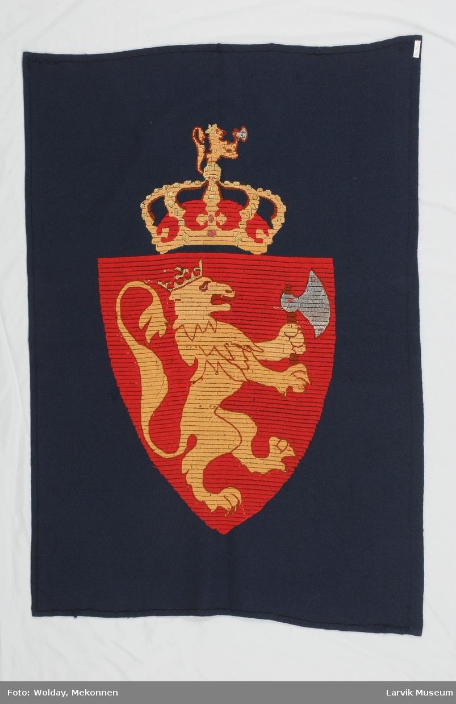 Norsk riksvåpen.
