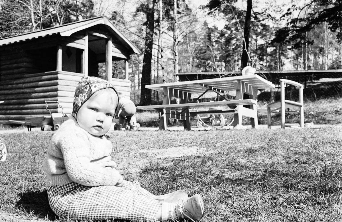 """""""Premiär för barnhagarna"""", Uppsala, maj 1966"""