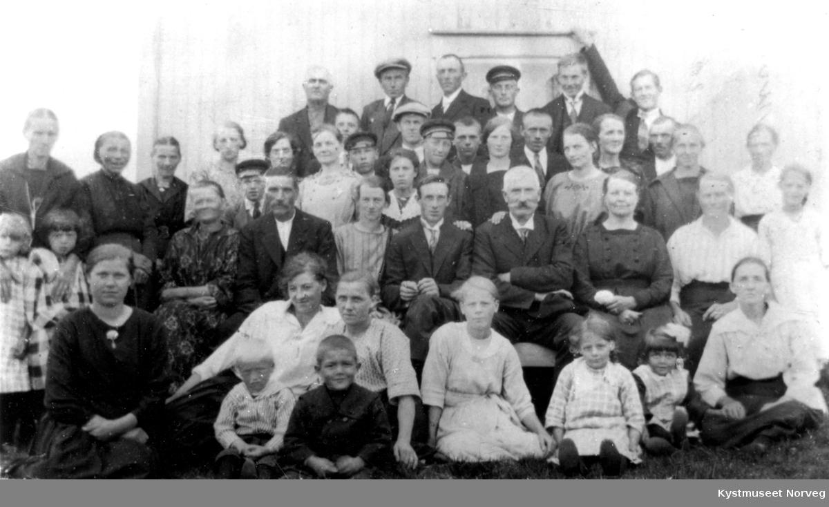 Gåsværet, bryllup i 1921