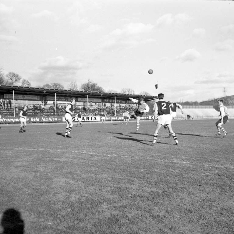 """Enligt notering: """"Grundsund UIS Fotboll 24/4 -60""""."""