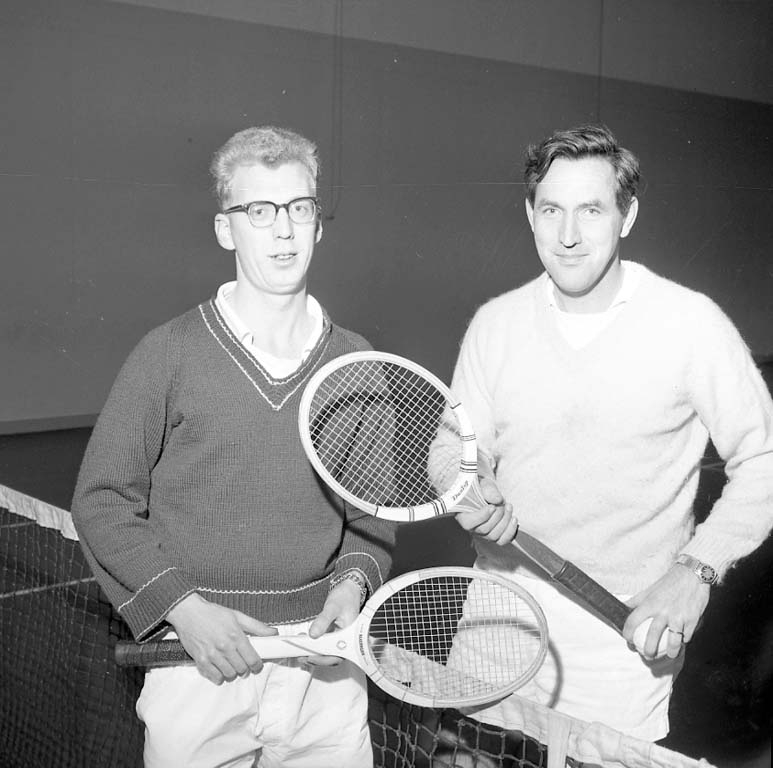 "Enligt notering: ""Tennis Dec 1960""."