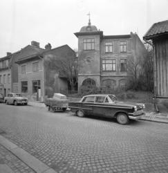 Lagerbergsgatan, Uddevalla 1961