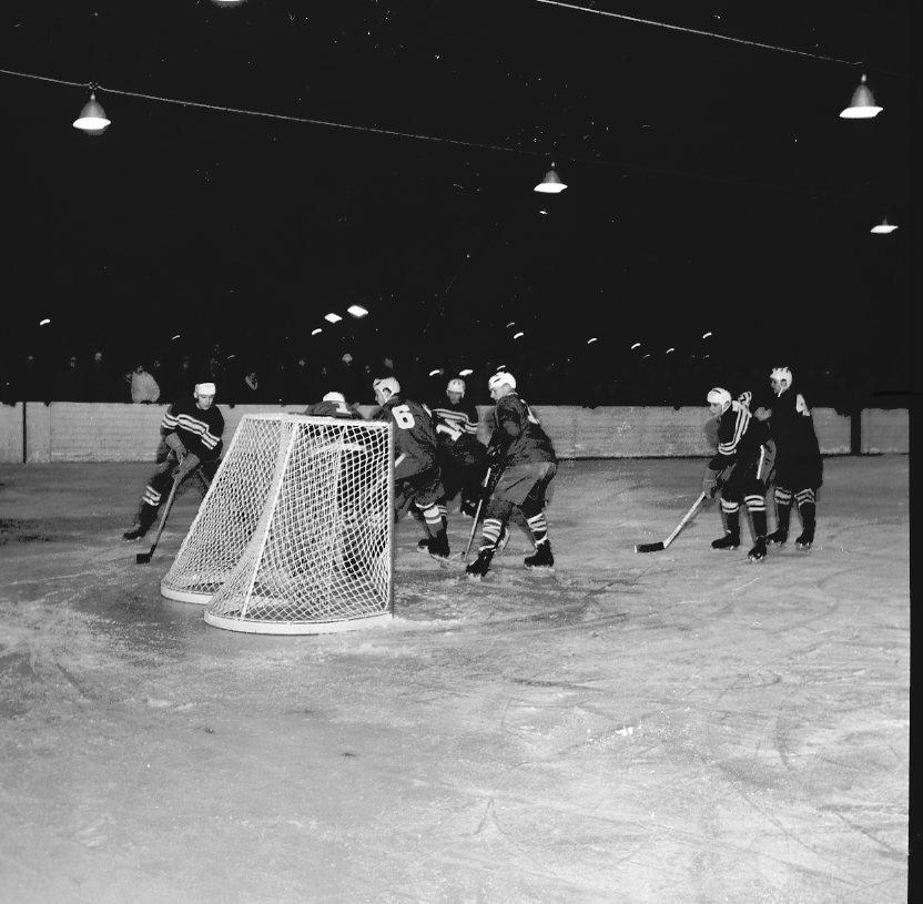 Ishockeymatch