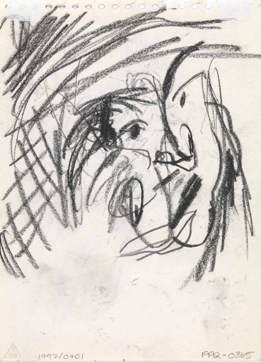 To hoder [Tegning]