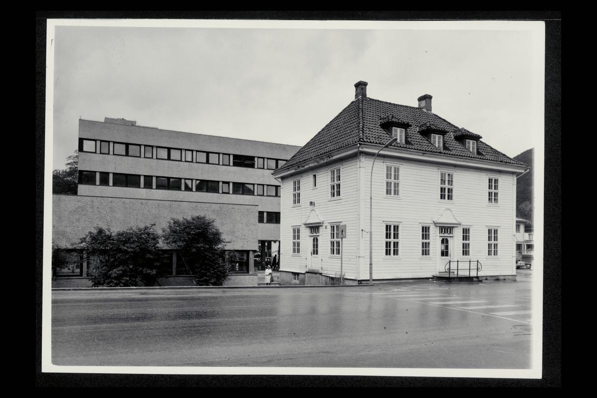 eksteriør, postkontor, 6800 Førde