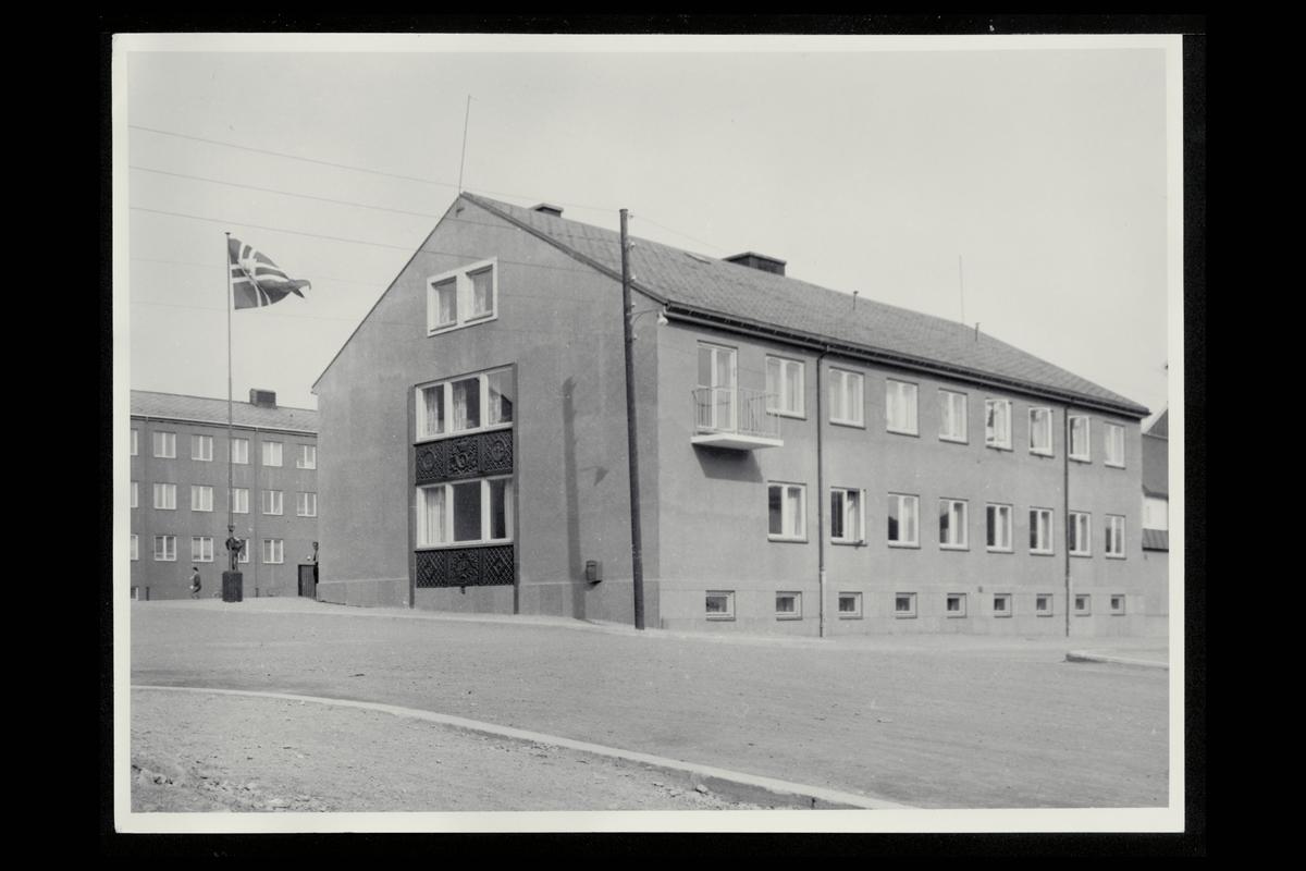 eksteriør, postkontor, 9900 Kirkenes, postkasse