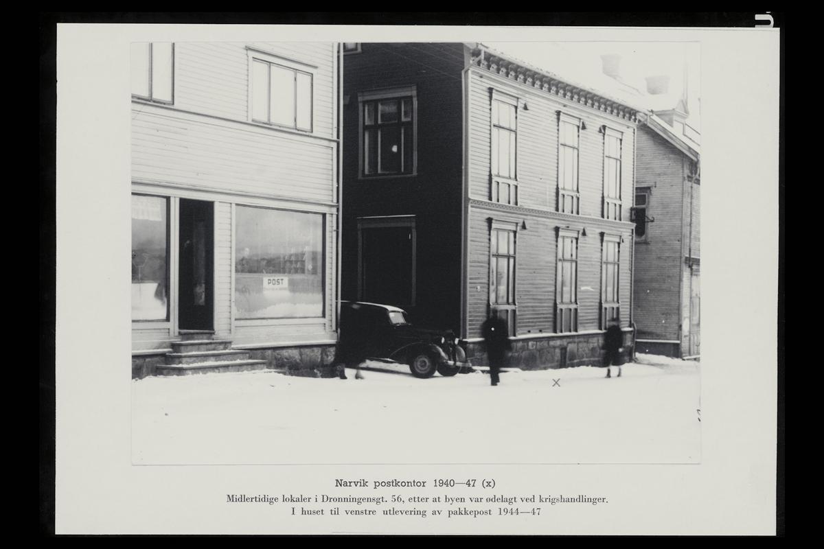 eksteriør, postkontor, 8500 Narvik