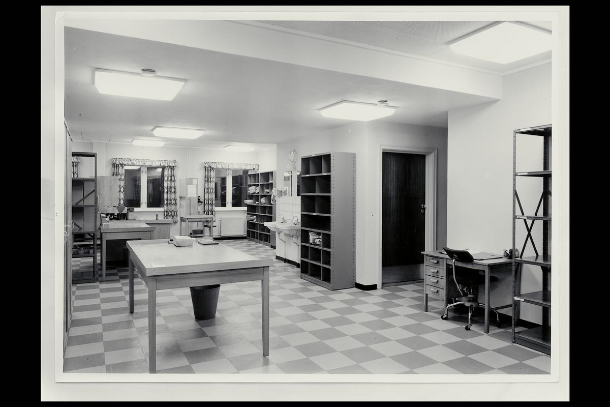 interiør, postkontor, 9900 Kirkenes