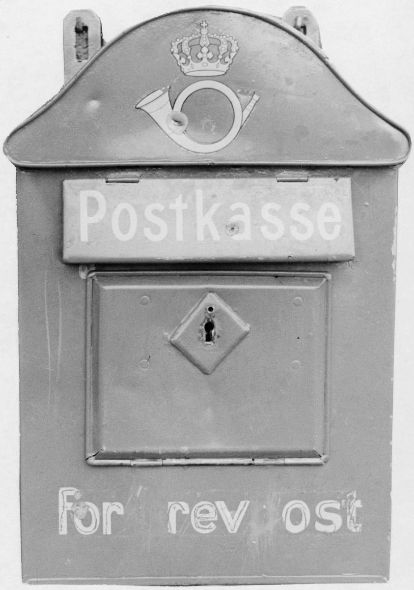 postkasser, offentlig