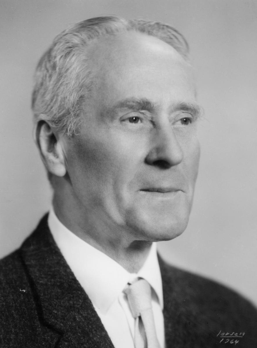 postmester, Amundsen A. Chr., portrett