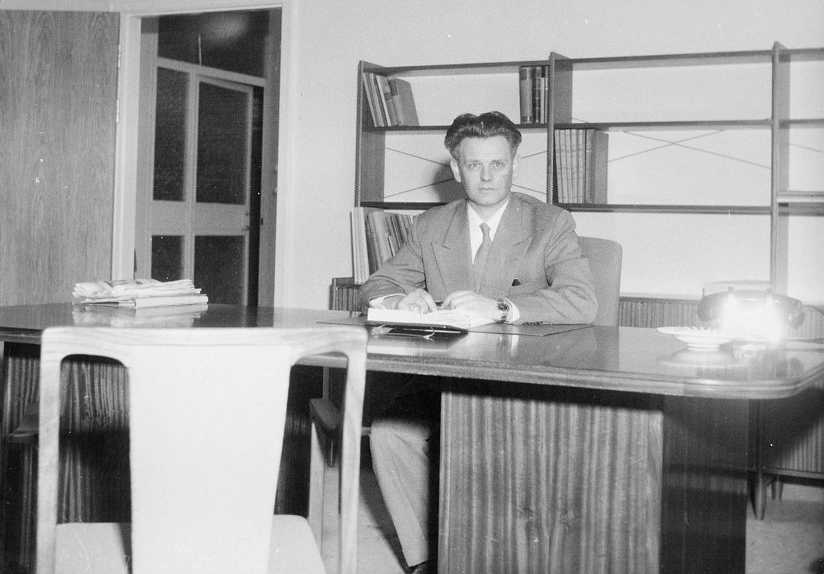 postmester, Aasheim Magne, kontor
