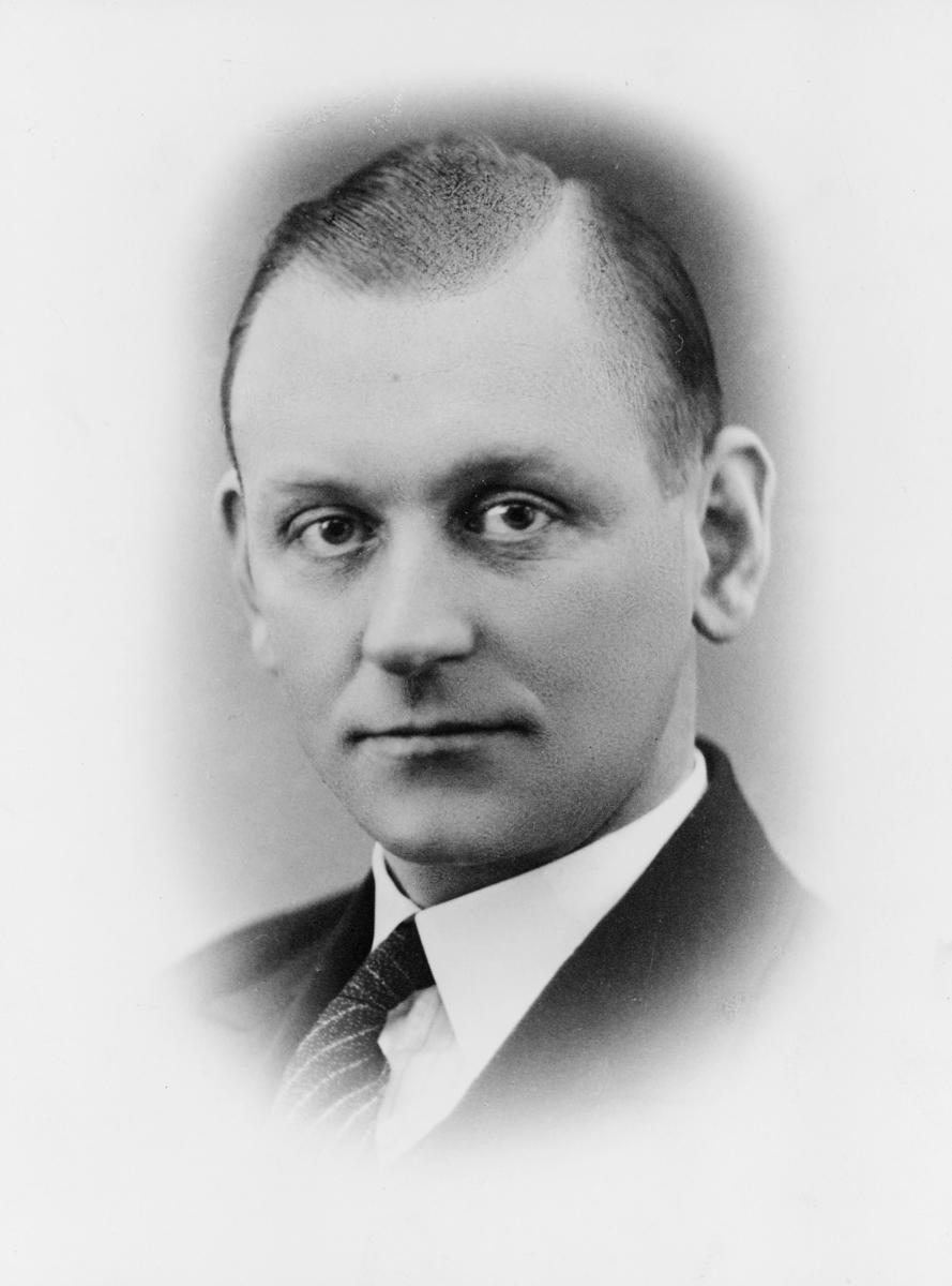 postekspeditør, Houen Hans, portrett