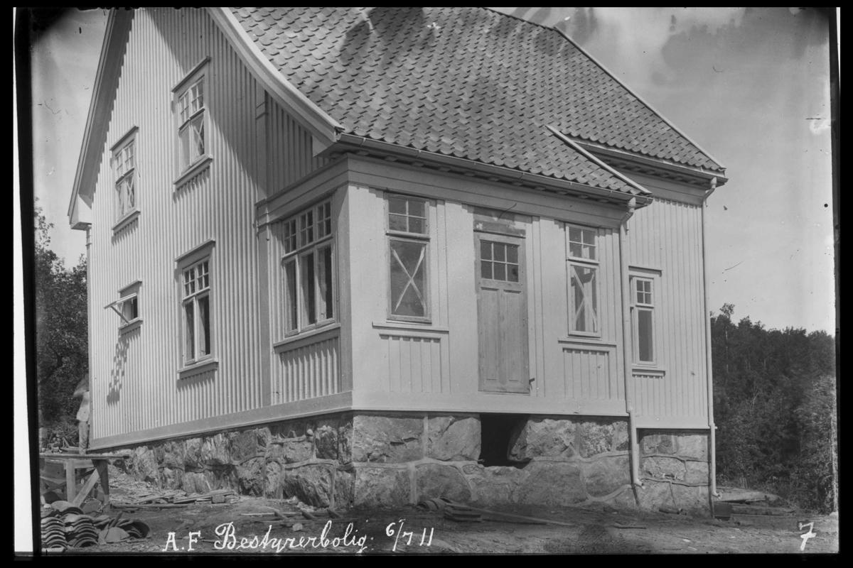 Arendal Fossekompani i begynnelsen av 1900-tallet CD merket 0469, Bilde: 75