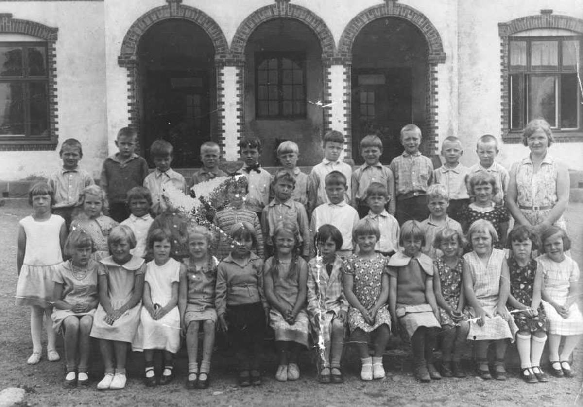 Kontra skole - 1. klasse